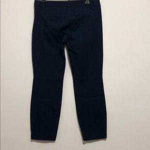 Jcrew stretch Minnie pants size 6